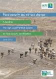 Панель по Продовольственной Безопасности и Питания выпустил отчет по «Продовольственной Безопасности и Изменению Климата»