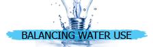 Balancing Water Use